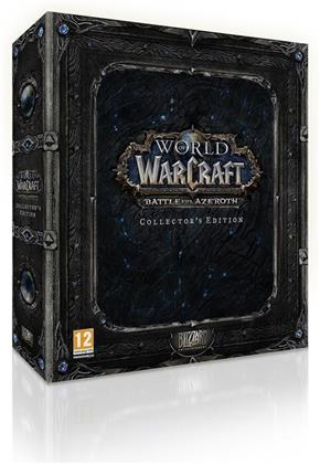 World of Warcraft: Battle for Azeroth (Collector's Edition)