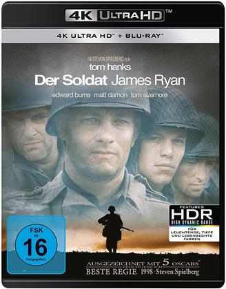 Der Soldat James Ryan (1998) (4K Ultra HD + Blu-ray)