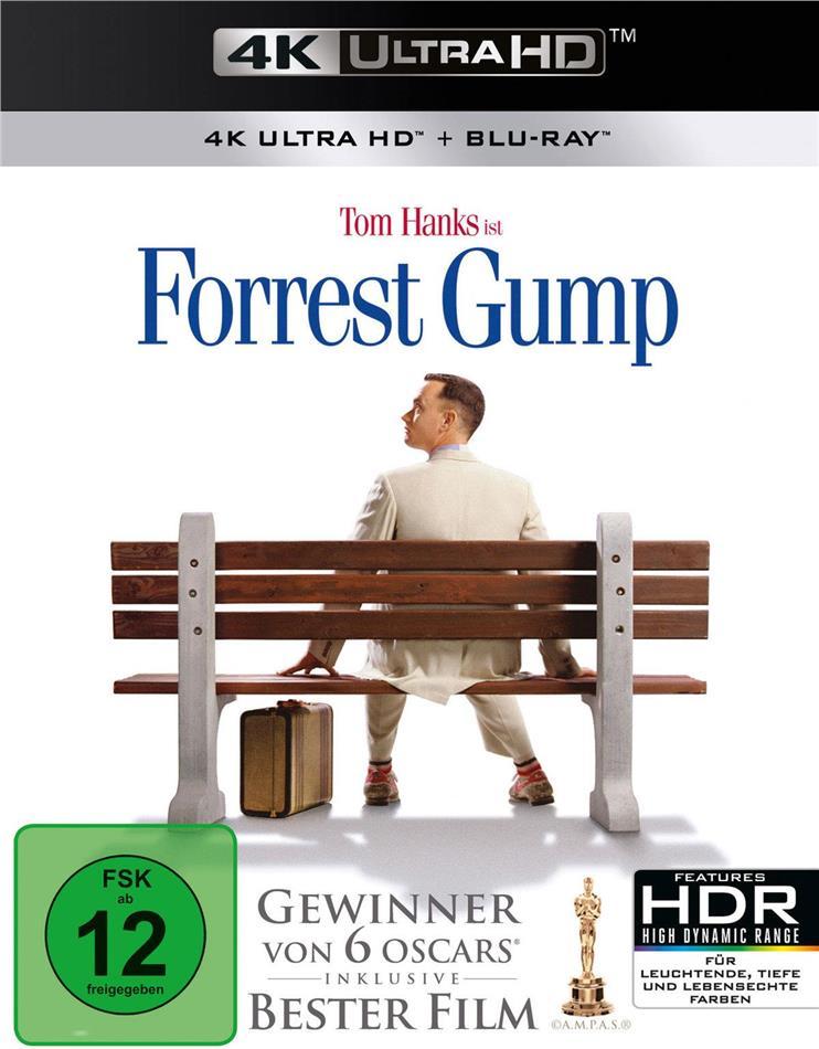 Forrest Gump (1994) (4K Ultra HD + Blu-ray)