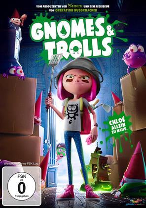 Gnomes & Trolls - Chloé allein zu Haus (2017)