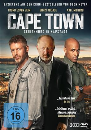 Cape Town - Serienmord in Kapstadt (3 DVDs)