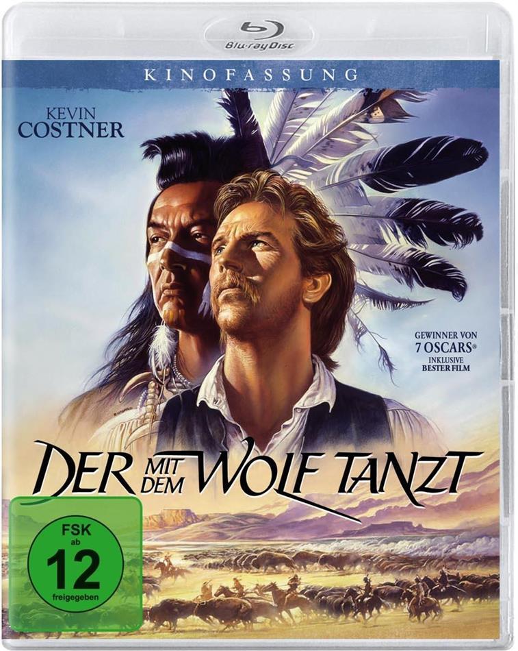 Der mit dem Wolf tanzt (1990) (Kinoversion)