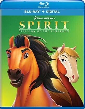 Spirit - Stallion Of The Cimarron (2002) (New Edition)