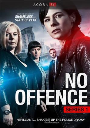 No Offense - Series 1 (3 DVD)