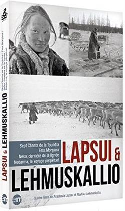 Lapsuy & Lehmuskallio (n/b, 2 DVD)