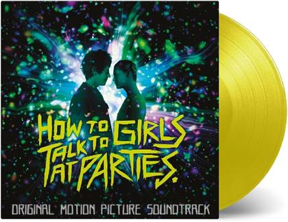 How To Talk To Girls At Parties (at the movies, 2 LPs)
