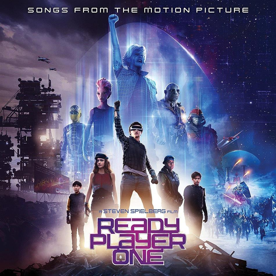 Alan Silvestri - Ready Player One - Songs From The Motion Picture