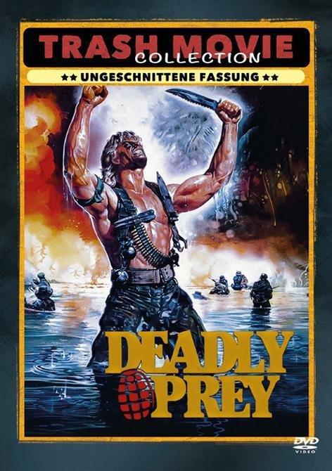 Deadly Prey (1987) (Trash Movie Collection, Uncut)