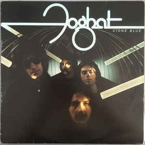 Foghat - Stone Blue (Gatefold, Friday Music, Anniversary Edition, Colored, LP)