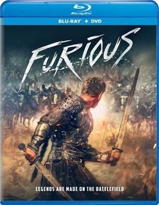 Furious (2017) (Blu-ray + DVD)