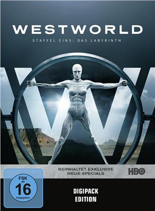 Westworld - Staffel 1 (Digipack, 3 DVDs)