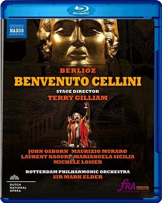 Rotterdam Philharmonic Orchestra, Sir Mark Elder, … - Berlioz - Benvenuto Cellini (Naxos)