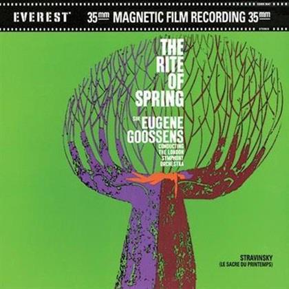 Sir Eugene Goossens & Igor Strawinsky (1882-1971) - Le Sacre Du Printemps (45 RPM, 2 LPs)