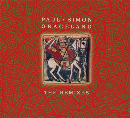 Paul Simon - Graceland: The Remixes