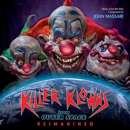 John Massari - Killer Clowns From Outer Space: Reimagined - OST