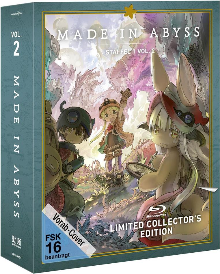 Made in Abyss - Staffel 1.2 (Collector's Edition Limitata)