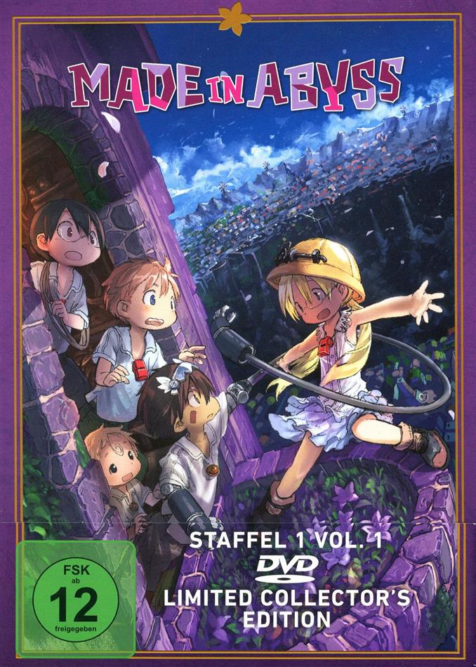 Made in Abyss - Staffel 1.1 (Collector's Edition Limitata)