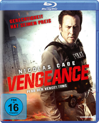 Vengeance - Pfad der Vergeltung (2017)