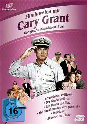 Cary Grant Box (6 DVDs)