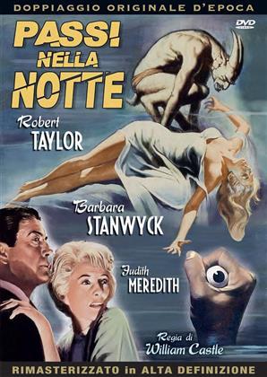 Passi nella notte (1964) (n/b, Riedizione, Versione Rimasterizzata)