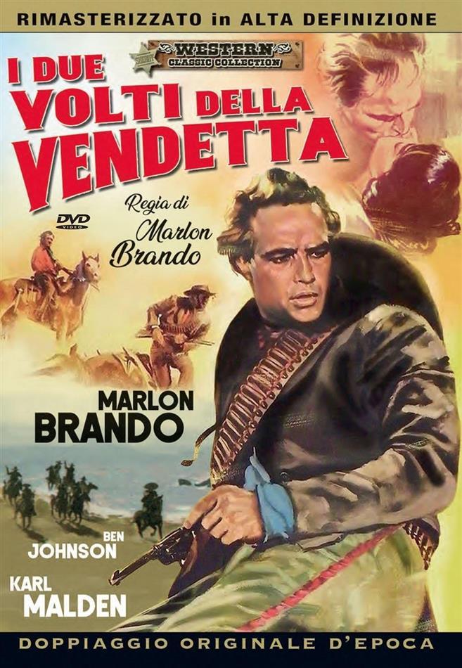 I due volti della vendetta (1961) (Western Classic Collection, Riedizione, Versione Rimasterizzata)