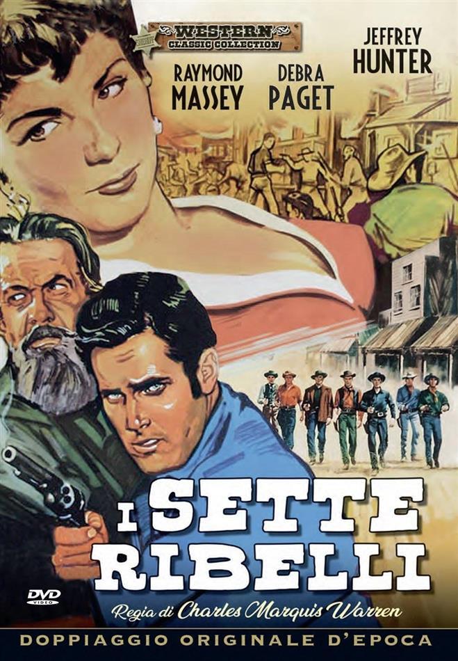 I sette ribelli (1955) (Western Classic Collection, s/w)