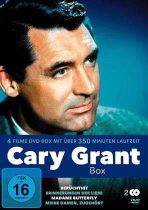 Cary Grant - Box (2 DVDs)