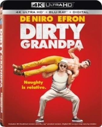 Dirty Grandpa (2016) (4K Ultra HD + Blu-ray)