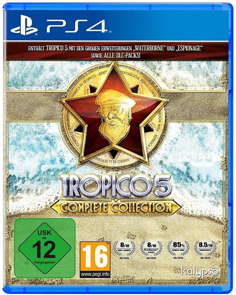 Tropico 5 (Complete Collection)