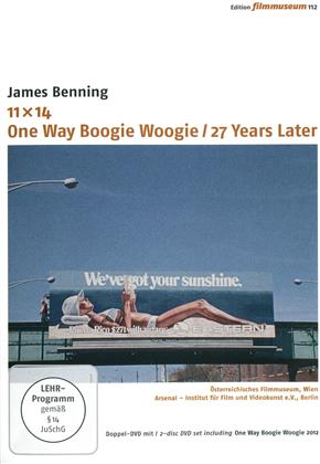 11x14 / One Way Boogie Woogie / 27 Years Later (2 DVDs)