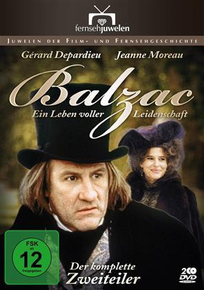 Balzac - Ein Leben voller Leidenschaft (1999) (2 DVDs)
