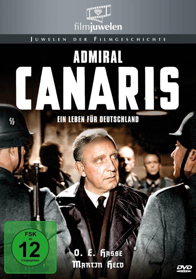 Ein Leben für Deutschland - Admiral Canaris (1954) (Filmjuwelen)