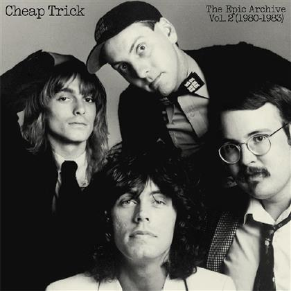 Cheap Trick - Epic Archive Vol.2 - 1980 - 1983