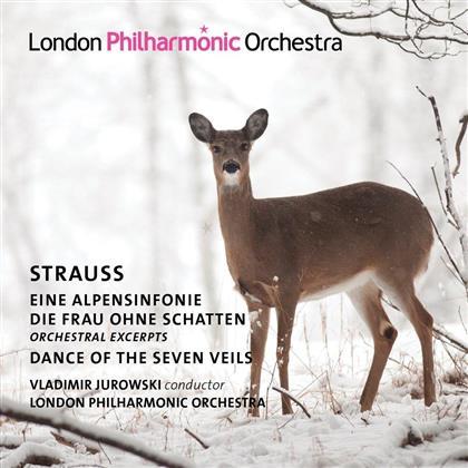 Richard Strauss (1864-1949), Vladimir Jurowski (1915-1972) & London Philharmonic Orchestra - Jurowski Conducts Strauss (2 CDs)