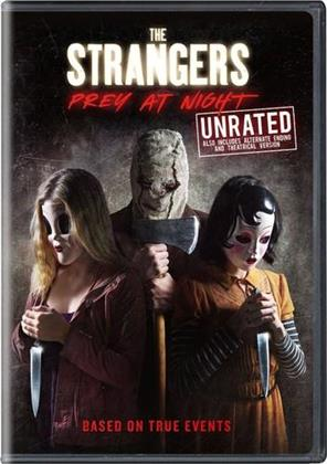The Strangers 2 - Prey At Night (2018) (Unrated)
