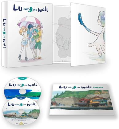 Lu Over the Wall (2017) (Collector's Edition, Blu-ray + DVD)
