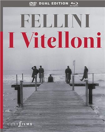 I Vitelloni (1953) (DualDisc, Blu-ray + DVD)