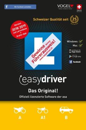 easydriver 2018/19 [Kat. A/A1/B]