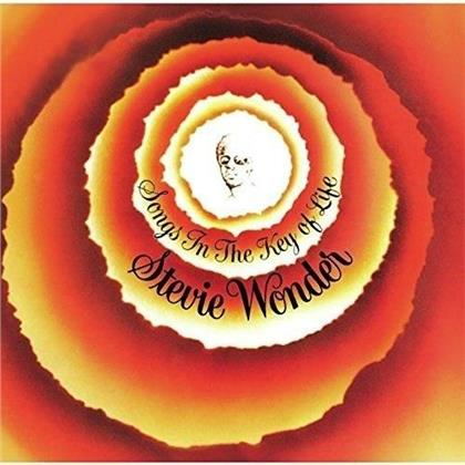 Stevie Wonder - Songs In The Key Of Life (UHQCD, MQA CD, Japan Edition, Limited Edition)