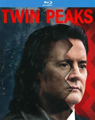Twin Peaks - Stagione 3 - La Serie Evento (8 Blu-ray)