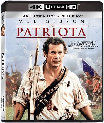 Il Patriota (2000) (4K Ultra HD + Blu-ray)