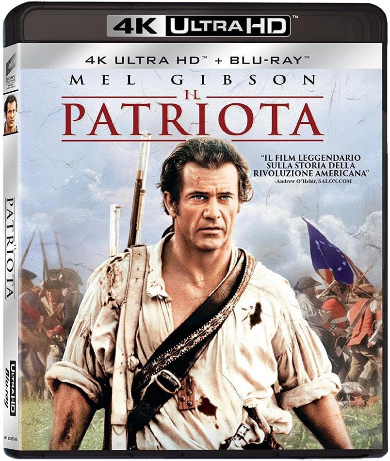 Il Patriota (2000) (Neuauflage, 4K Ultra HD + Blu-ray)