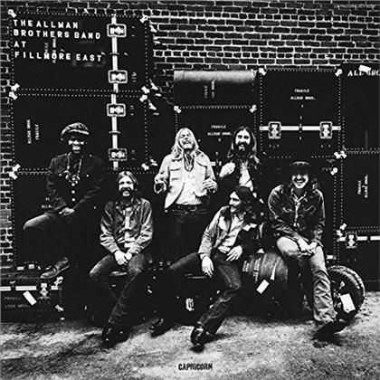 The Allman Brothers Band - At Fillmore East (UHQCD, MQA CD, Japan Edition, Limited Edition)