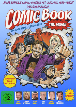 Comic Book - The Movie (2004)