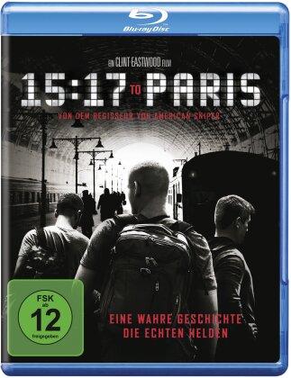 15:17 to Paris (2018)
