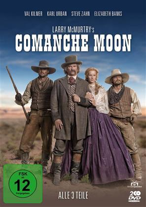 Comanche Moon - Alle 3 Teile (2 DVDs)