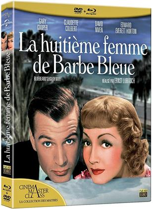 La huitième femme de Barbe Bleue (1938) (Cinéma MasterClass : La collection des Maîtres, s/w, Blu-ray + DVD)