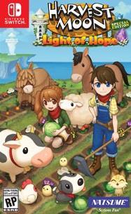 Harvest Moon: Light Of Hope (Édition Spéciale)