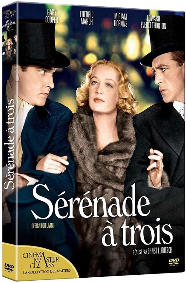 Sérénade à trois (1933) (Cinéma MasterClass : La collection des Maîtres, s/w)