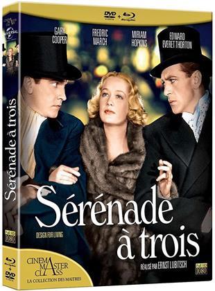 Sérénade à trois (1933) (Cinéma MasterClass : La collection des Maîtres, n/b, Blu-ray + DVD)
